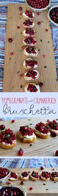best 25 thanksgiving bruschetta ideas on food