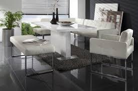 fauteuil cuisine cuisine banquette design dans une cuisine au look lounge salle ã