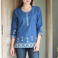 tunics from india women u0027s tunics at novica
