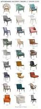 affordable accent chair roundup emily henderson
