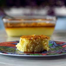 cuisine dessert baked coconut recipe tastemade