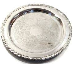 pewter platter new to revendeur on etsy vintage large pewter tray pewter