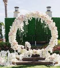 wedding arches chuppa 30 floral wedding arch decoration ideas beautiful arches and we