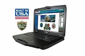 rugged laptop govt military spec 15 6 ruggedized pc no wireless