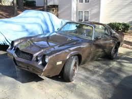 camaro berlinetta for sale 1980 chevrolet camaro cars for sale
