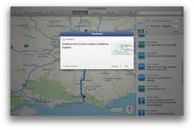 Maps Good Sharing Maps Directions In Os X The Instructional