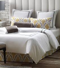 Designer Bedspreads And Comforters Mustard Grey Gold Yellow Niche Luxury Bedding By Eastern