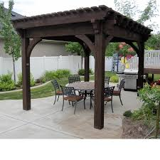 Outdoor Shades For Pergola by Arbors And Trellises Timber Kits Western Timber Frame