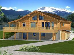 log cabin floor plans with basement 61 best log house plans images on log home plans log