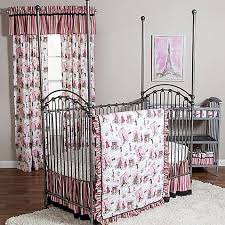 Waverly Crib Bedding Waverly Baby By Trend Lab Tres Chic Crib Bedding Collection