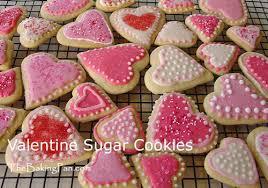 valentines cookies sugar cookies recipe thebakingpan