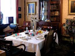furniture fascinating victorian dining room decorating ideas