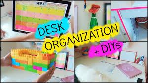 Back To School Desk Organization Back To School Desk Organization Diys 2016