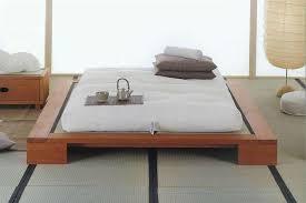 costruire letto giapponese letti bassi matrimoniali giapponesi foto 16 26 design mag