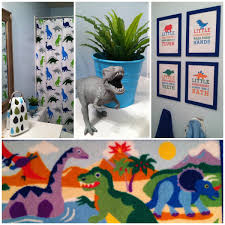 Dinosaur Bathroom Decor by 13 Best Dinosaur Bathroom Ideas Images On Pinterest Bathroom