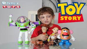 toy story buzz lightyear woody jessie potato head toys