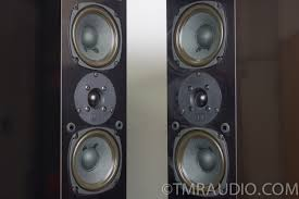 nht home theater speakers nht vt 1 2 floorstanding speakers in factory boxes the music room