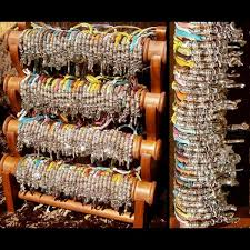 wholesale charm bracelets display package 96 bracelets 4 tier