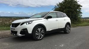 peugeot 3008 white 2017 peugeot 3008 1 6 bluehdi gt line living with it