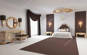 schlafzimmer barock schlafzimmer mit golden möbel in royal interieur moderno