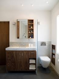 Bathroom Cabinets Built In Bathroom Built In Corner Cabinet The Woodshop Inc Bathroom