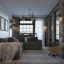 visualization of loft style interior design concept u2022 lunas