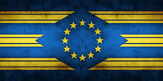 Flag Of The European Union An Alternate Flag Of The European Union Based Upon The Flag