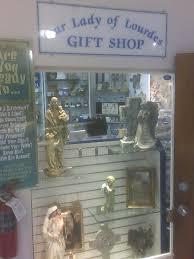 catholic gift stores our of lourdes catholic giftshop in fl catholic