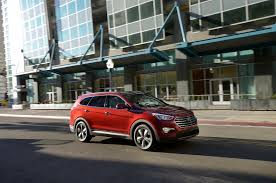 2013 Hyundai Santa Fe Reviews And Rating Motor Trend