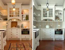 wainscoting backsplash kitchen living in color a white kitchen where everything is new again