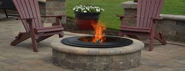 Rumblestone Fire Pit Insert by Avalon Fireplace