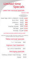 free laser hair removal new york city manhattan soho tribeca