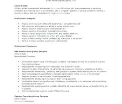 recruiter resume exles recruiter resume exle