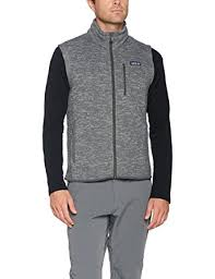 patagonia mens better sweater patagonia s better sweater vest at amazon s clothing store
