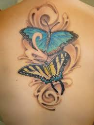 butterfly tattoos designs on chest more butterfly designs