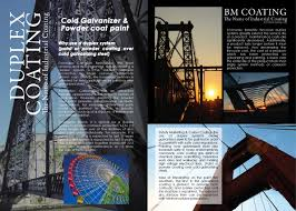 bm powder duplex coating