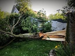 photos june storms cause damage in the area