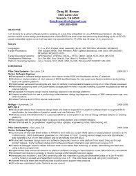 Resume Sample Software Engineer by Experienced Resume Samples For Software Engineers Free Resume