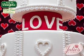 creative cake system love letters silicone mould katy sue designs