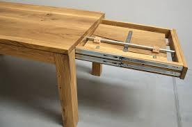 Esszimmertisch Selber Machen Esstisch Verlängerung Selber Bauen Stühle Ideen