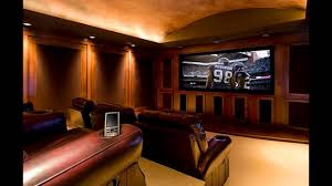 best home theatre room design youtube