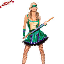 Teenage Mutant Ninja Turtles Halloween Costumes Girls Cheap Modern Halloween Costumes Aliexpress