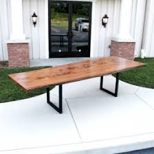live edge outdoor table live edge tables amish live edge tables amish furniture