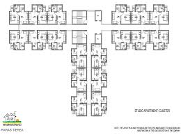 Apartment Design Plan by Beautiful Studio Apartment Plan Sqft Unit Floor Plans