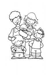 english teaching worksheets family members