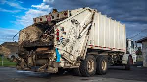 whitegmc wxll leach beta rear load garbage truck youtube