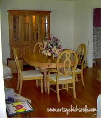 china cabinet and dining table re new artsy rule