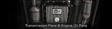 Dodge Ram Cummins Oil Pan - deep transmission pans and engine oil pans afe power