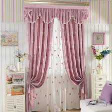 Pink Curtains For Girls Room Bedroom Amazing Romantic Pink Sheer Curtains Cheap For Girls Room