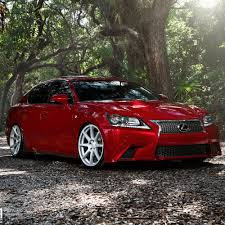 red lexus is 250 index of store image data wheels velgen vmb8 vehicles lexus matte